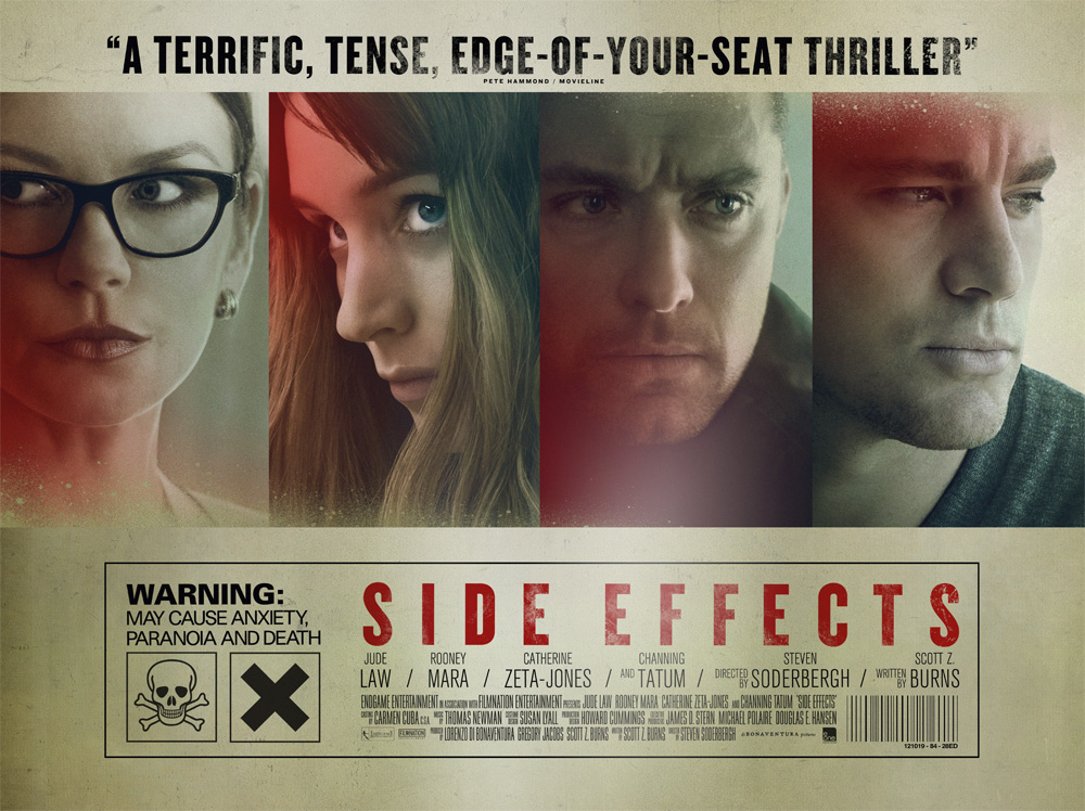 steven soderbergh side effects